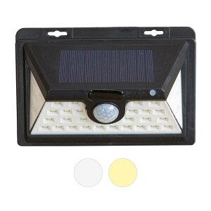 ソーラーライト 屋外 明るい 人感センサー ガーデン 防水 リモコン スポットライト センサーライト 野外 室内 屋内 ソーラー充電 | LEDライト カーポート 駐車場 玄関 ガーデンライト 外灯 常