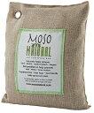 全米ミリオンセラー MosoNatural Bag・モソバッグ 500g モソナチュラル 竹炭消臭剤 効果は約2年間