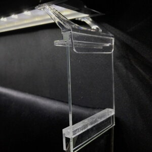 15cm延長 GEX パワー3対応 アクリル ライトリフトスタンド ライトスタンド アクアテラリウム アクリアウム 水槽 LEDライト