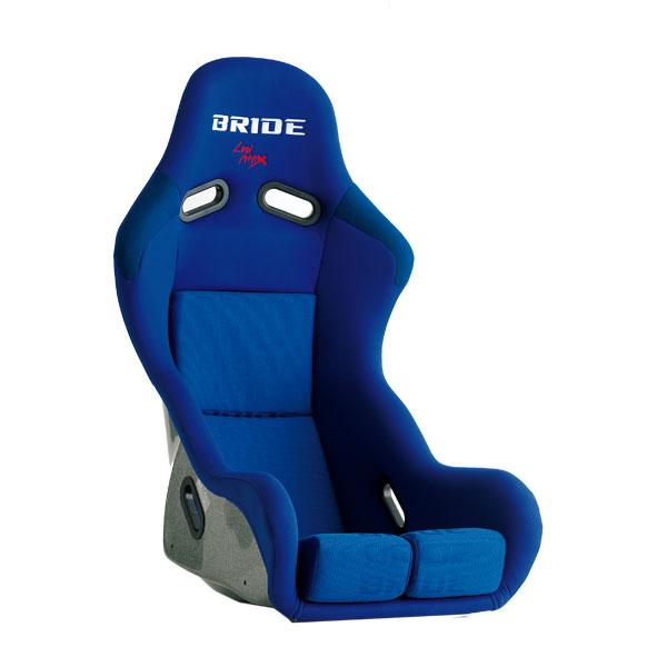 BRIDE ブリッド フルバケットシート ZIEG3 type-R ブルーロゴ FRP製/シルバーシェル 【F67JMF】