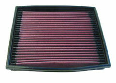 K&N REPLACEMENT FILTER エアフィルター OPEL OMEGA 1.8 / 2.0 / 2.4 XB240 89-92 1.8/2.0/2.4L 【33-2013】