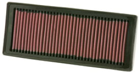 K&N REPLACEMENT FILTER エアフィルター AUDI A4 8K(B8) 2.0 TURBO QUATTRO 8KCDNF 09- 2000 【33-2945】