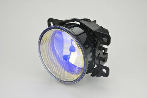 IPF LIGHT WEIGHT HALOGEN FOG LAMP 軽量ハロゲンフォグランプ 【101FLG】H8-12V 35W ゴールドレンズ (1個入り)