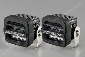 人気商品 IPF 600 series 2inch CUBE ドライビングフォグランプ 【S-632】600 シリーズ 2 インチ ドライビングランプ(2個入り)
