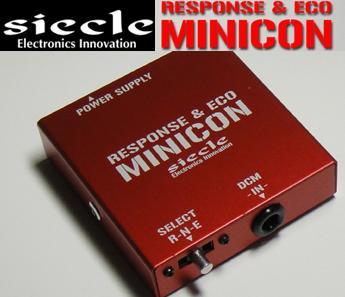 Siecle(シエクル)  MINICON スズキ系MT専用 【MINICON-S4R】