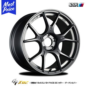 【プレゼント付】 SSR GTX02 for import ジーティーエックスゼロツー フォー インポート 19インチ 9.5J 45 5-120 SC ホイール1本   10スポーク ハイパーメッシュ コンペティション スポーク スポーツ ス