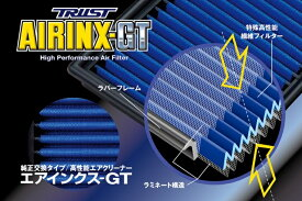 TRUST トラスト AIRINX GT エアインクスジーティ SZ-8GT スズキ アルトワークス/15.12- アルトターボRS/15.03- HA36S【12592508】