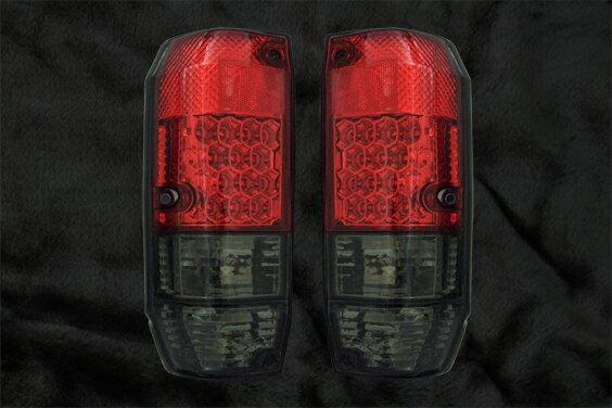 TT4(タケトシ) Prado 70(70系プラド)LJ/KZJ 71/78 G/W テールランプLEDスモーク(4Dr車用)【TYT_PD70A_LTL321】