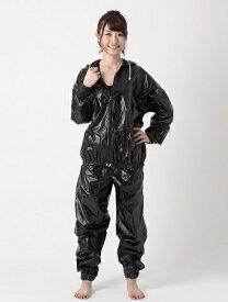 【数量限定目玉品】着るだけで発汗ダイエットサウナスーツ 【発汗トレーニングスーツ】