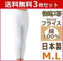 送料無料3枚セット 快適工房 婦人スラックス下 Mサイズ Lサイズ 日本製 グンゼ GUNZE 通販 | レディース レディス 婦…