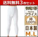 送料無料3枚セット 快適工房 八分丈ズボン下 Mサイズ Lサイズ 前あき 日本製 グンゼ GUNZE ステテコ すててこ | メン…