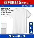 送料無料5枚セット YG ワイジー DRY&COOL ドライ COOLMAGIC クールマジック クルーネックTシャツ Mサイズ Lサイズ グ…