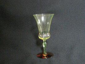 【ウランガラス】 ワイングラス