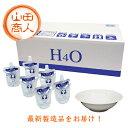 H4O ペット 60本 <ウォーターボウル付> 500円OFFクーポン取得可能! 水素水 ペットウォーター h4o H40
