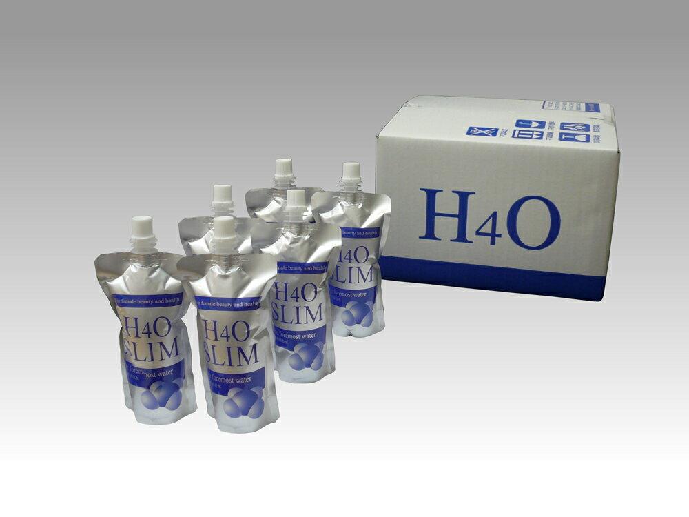 タイムセール!【即日出荷します】 H4Oスリムタイプ 20本セット【水素水】最短便 180ml×20本