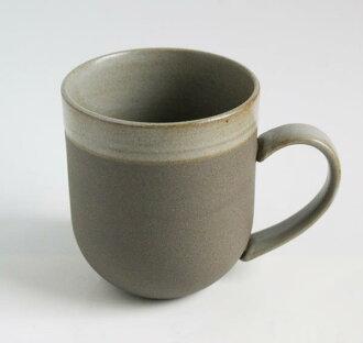 日本味道无釉灰颜色杯收费杯