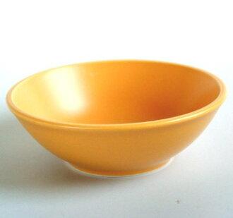 예 リンドスタイメスト: 비 비드 옐로우 황색 그릇 18.5 cm.