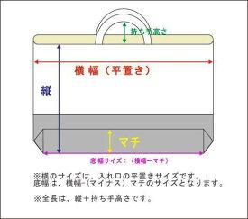 【レッスンバッグ】カスタムオーダー 納期2〜3週間
