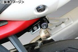 【あす楽対応】KIJIMA ヘルメットロック TRIUMPH用(ブラック)/デイトナ675R(14-) HTR-05005