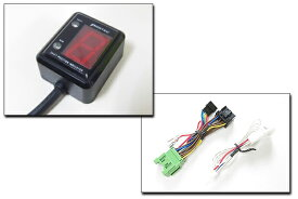 PROTEC YZF-R1[4C81/6/E 04年-08年]専用 シフトポジションインジケーター SPI-Y24