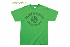 KAWASAKI カワサキ バイカーズコレクションTシャツ (GREEN MONSTER/ライトグリーン)/フリーサイズ J8901-0676