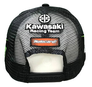 KAWASAKIカワサキレーシングチームキャップE023KRM0028