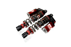 KN企画 AEROX155・NVX155 RCB 305mm リアショック減衰調整 DB-5(レッド/ブロンズ) 01A0135T