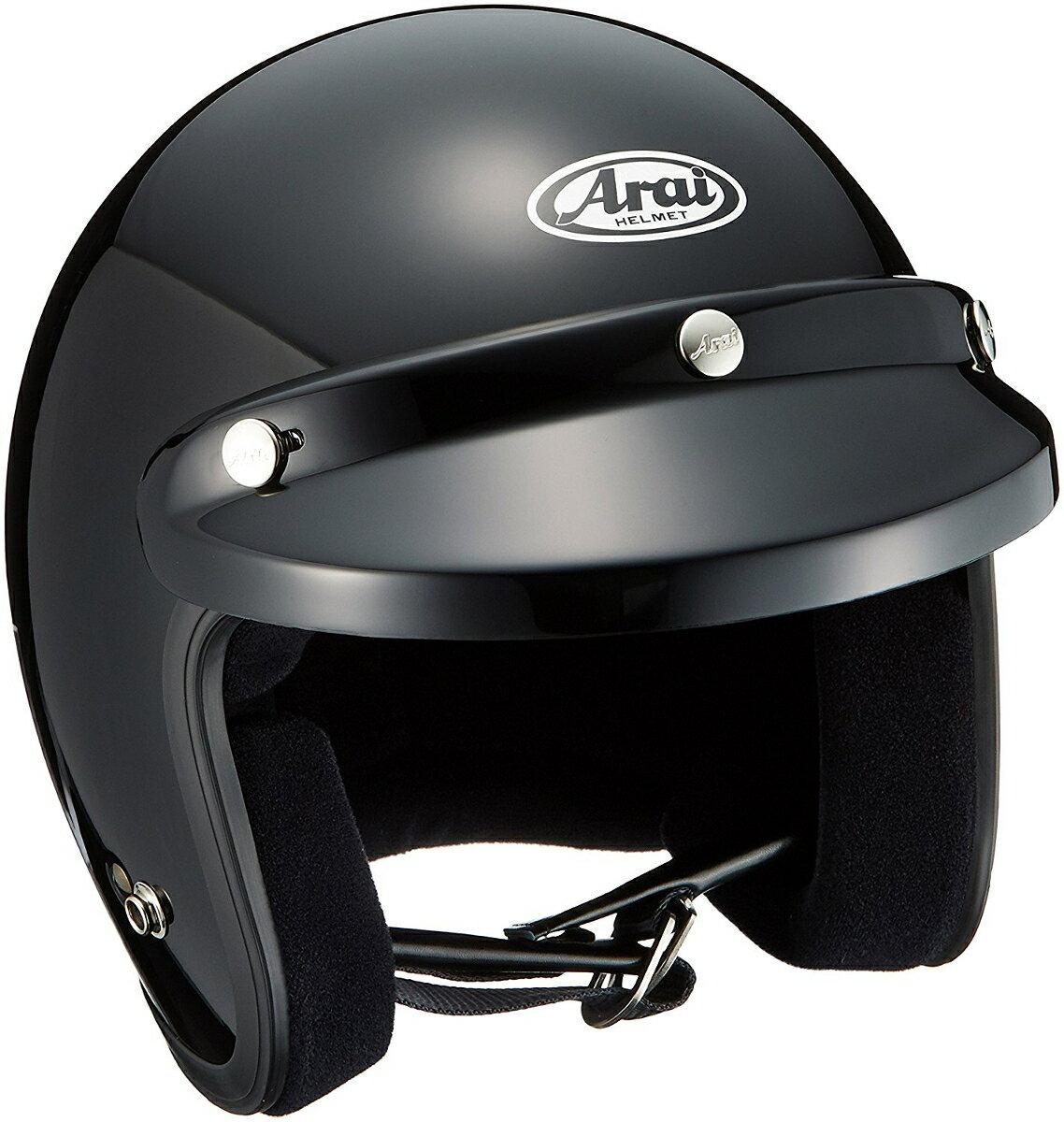 ARAI ジェットヘルメット S-70 ブラック Sサイズ 55-56cm