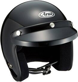 ARAI アライ ジェットヘルメット S-70 (エス 70) ブラック Lサイズ 59-60cm