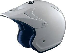 ARAI アライ オフロードヘルメット HYPER-T (ハイパー T) ホワイト Lサイズ 59-60cm