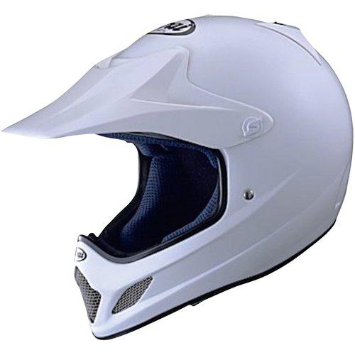 ARAI オフロードヘルメット V-CROSS 2 JRホワイト XXSサイズ 51-53cm