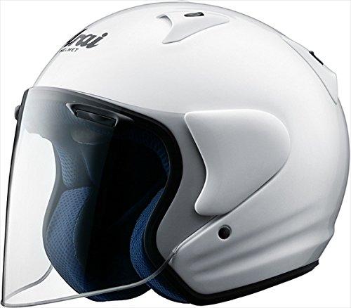 ARAI ジェットヘルメット SZ-LIGHT ホワイト XXSサイズ 51-53cm