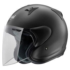 ARAI アライ ジェットヘルメット SZ-G (エスゼット ジー) フラットブラック XLサイズ 61-62cm
