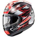 ARAI アライ フルフェイスヘルメット RX-7X RX7X (アールエックス セブンエックス) GHOST (ゴースト) レッド Mサイズ …