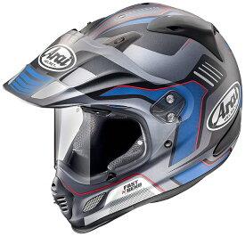 ARAI アライ オフロードヘルメット TOUR-CROSS 3 (ツアー クロス 3) VISION (ビジョン) グレー XSサイズ 54cm