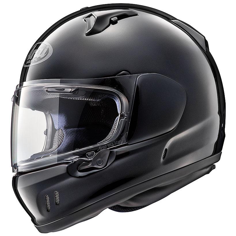 【動画あり】 ARAI フルフェイスヘルメット XD グラスブラック Sサイズ 55-56cm