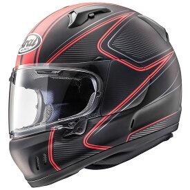 ARAI アライ フルフェイスヘルメット XD (エックスディー) DIABRO (ディアブロ) レッド Mサイズ 57-58cm