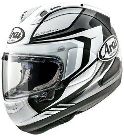 ARAI アライ フルフェイスヘルメット RX-7X RX7X MAZE (メイズ) 白 ホワイトMサイズ 57-58cm