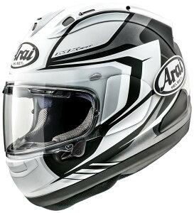 ARAI アライ フルフェイスヘルメット RX-7X RX7X MAZE (メイズ) 白 ホワイトXSサイズ 54cm
