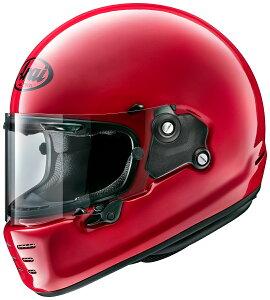 ARAI アライ フルフェイスヘルメット RAPIDE NEO (ラパイド ネオ) レッド Sサイズ 55-56cm