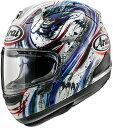 ARAI アライ フルフェイスヘルメット RX-7X RX7X (アールエックス セブンエックス) KIYONARI TRICO (キヨナリ トリコ)…