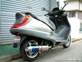 BEAMS (ビームス) バイク用 マフラー フォーサイト前期 / BA - MF04 フルエキ フルエキゾースト SS 400 チタン B105-12-000
