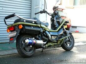 BEAMS (ビームス) バイク用 マフラー PS250 / BA - MF09 フルエキ フルエキゾースト SS 400 チタン B111-12-000