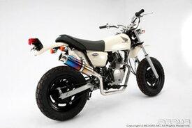 BEAMS (ビームス) バイク用 マフラー APE100 BC - HC07 フルエキ フルエキゾースト SS 300 チタン アップタイプ B115-09-003