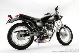 BEAMS (ビームス) バイク用 マフラー CB223 JBK - MC40 フルエキ フルエキゾースト SS 300 チタン B130-09-000