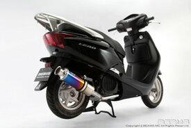 BEAMS (ビームス) バイク用 マフラー リード110FI 前期モデル EBJ - JF19 フルエキ フルエキゾースト SS 300 チタン B131-09-000