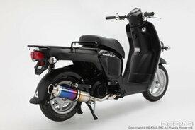 BEAMS (ビームス) バイク用 マフラー ベンリー110 EBJ - JA09 フルエキ フルエキゾースト SS 300 チタン B146-09-000