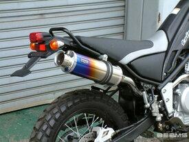 BEAMS (ビームス) バイク用 マフラー TRICKER BA - DG10J スリップオン SS 300 チタン アップタイプ S/O B210-09-004