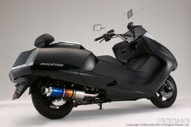 BEAMS (ビームス) バイク用 マフラー マグザム BA - SG17J フルエキ フルエキゾースト SS 400 チタン B213-12-000