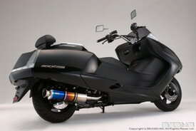 BEAMS (ビームス) バイク用 マフラー マグザム JBK - SG21J フルエキ フルエキゾースト SS 400 チタン B218-12-000